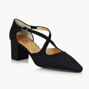 Exclusive Browns Couture Dahlia Cross Over Heels